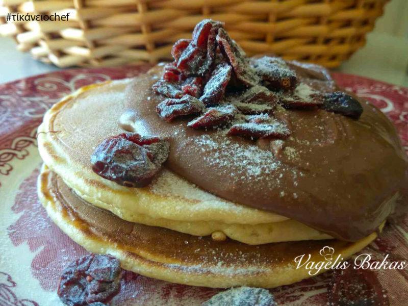 pancakes (πανκεικ)