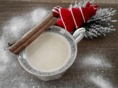 Εγκ νογκ με γάλα καρύδας