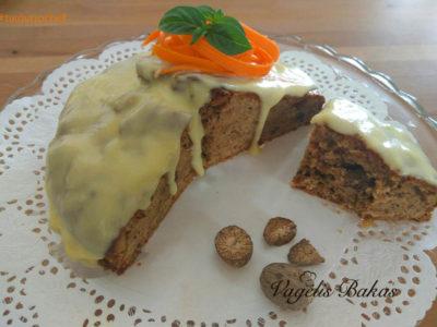 Carrot Cake (Κέικ Καρότο)
